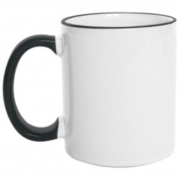 Mug  Borde de Color 11 Oz Negro.jpg