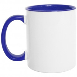 Mug  color interno y oreja 11 Oz Azul oscuro.jpg