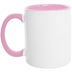 Mug  color interno y oreja 11 Oz Rosado.jpg