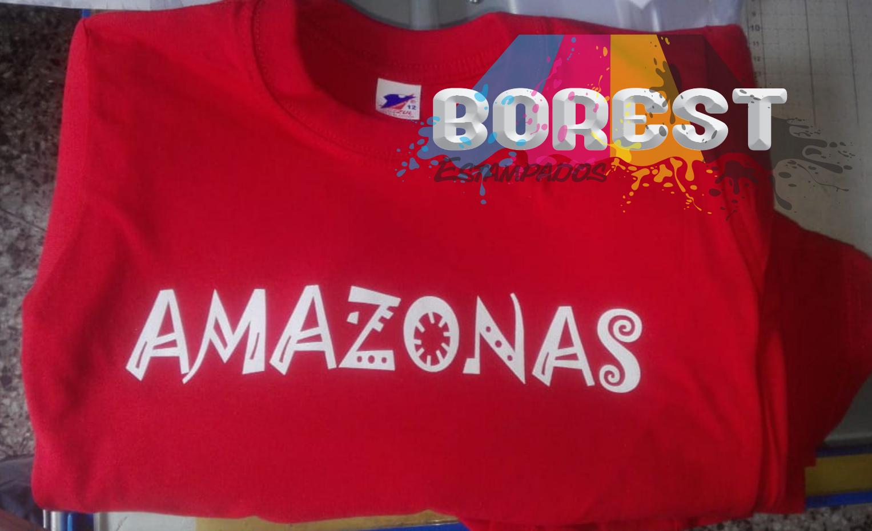 camiseta amazonas