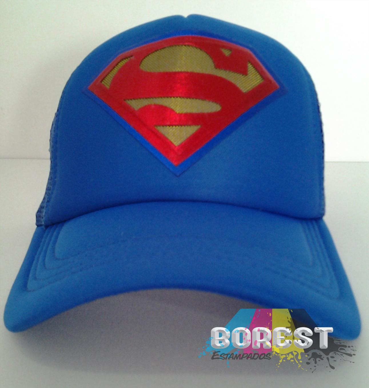 GORRA SUPER MAN $15.000