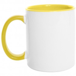 Mug color interno y oreja 11 Oz Amarillo.jpg