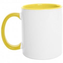 Mug color interno y oreja 11 Oz Amarillo.jpg
