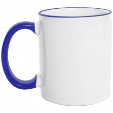 Mug Borde de Color 11 Oz Azul.jpg