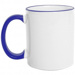 Mug Borde de Color 11 Oz Azul.jpg