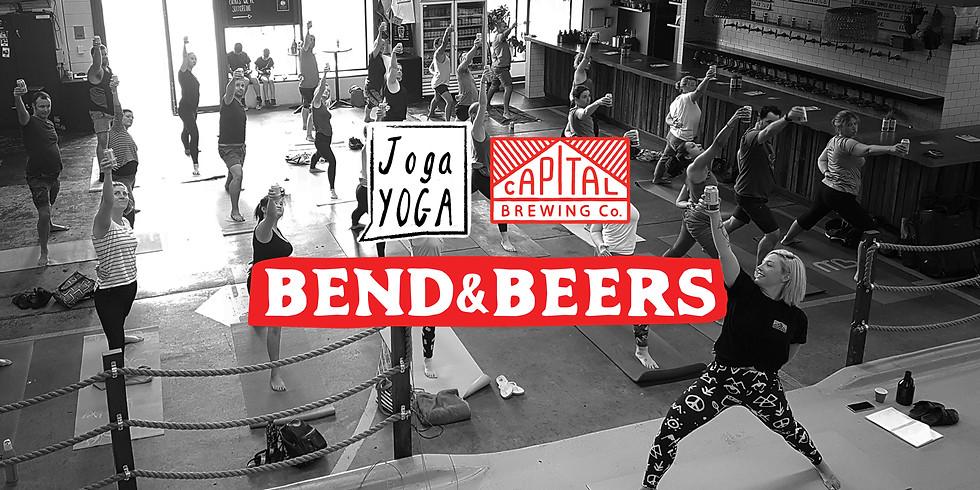 Bend & Beers 22 Feb 2020