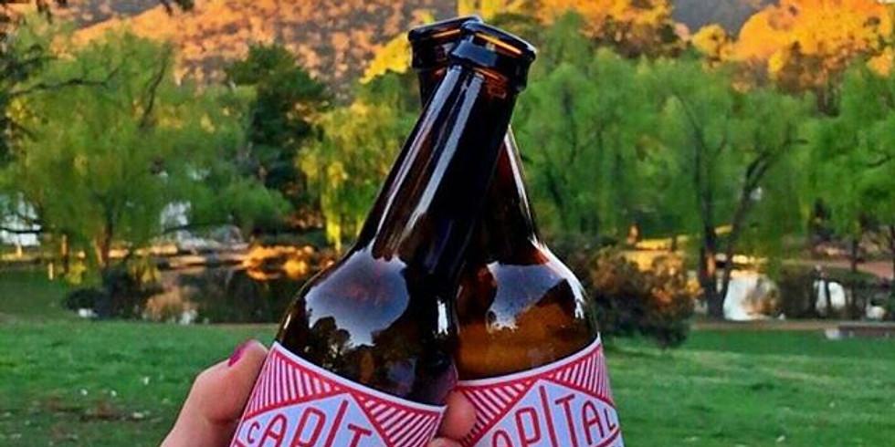 Bend + Beers Christmas in Glebe Park - Sun 17 Dec 2pm