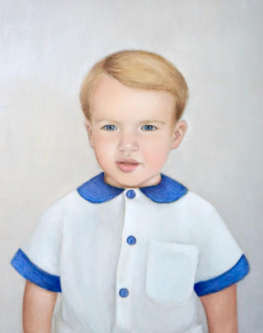 Portrait of Luke