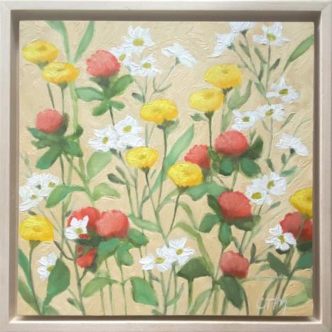 Garden Floral III