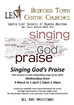 Lent Lunchtime Services