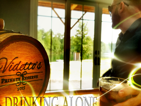 """""""DRINKING ALONE"""" OUT NOW ON ALL PLATFORMS!!"""