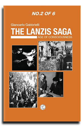 The Lanzis II: The age of consciousness