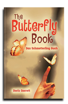 The Butterfly Book Das Schmetterling Buch