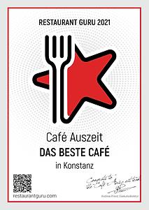 Cafe Auszeit Restaurant Award.png