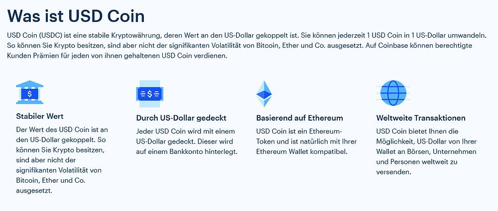 USDC, SwissBorg, Finanzblog, Finanz-Uhu, Schweiz