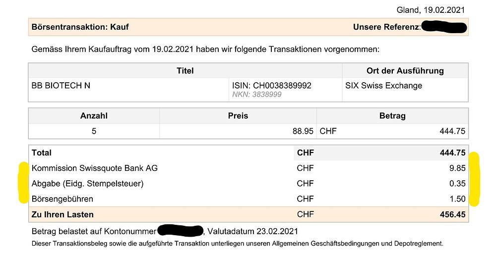 Swissquote Finanzuhu Finanzblog Schweiz