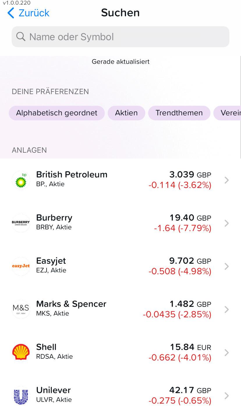 yuh, Aktien, Finanzblog, Testbericht, Finanz-Uhu