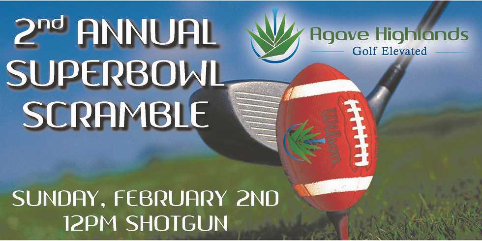 2nd Annual SuperBowl Scramble