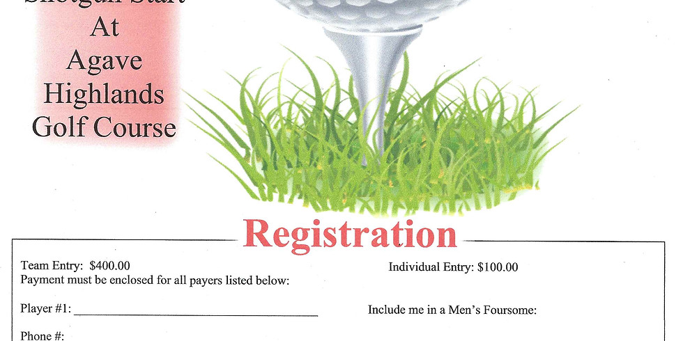 3rd Annual Red Dot Golf Tournament