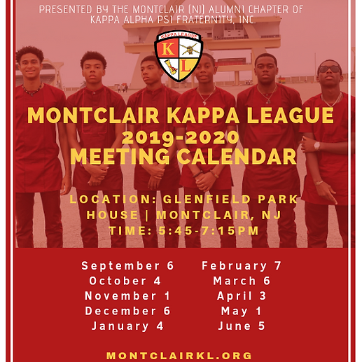 Copy of Kappa league infoRmational  Inte