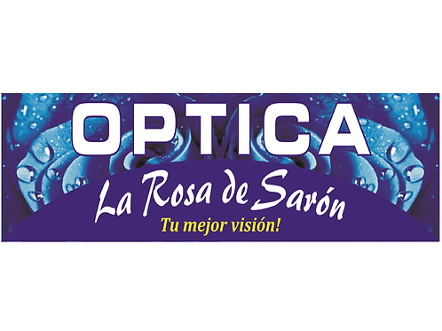 Optica La Rosa de Sarón