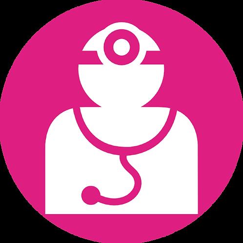 Consultorio Ginecología y Pediatría