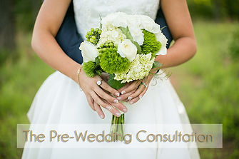 Pre wedding consultation