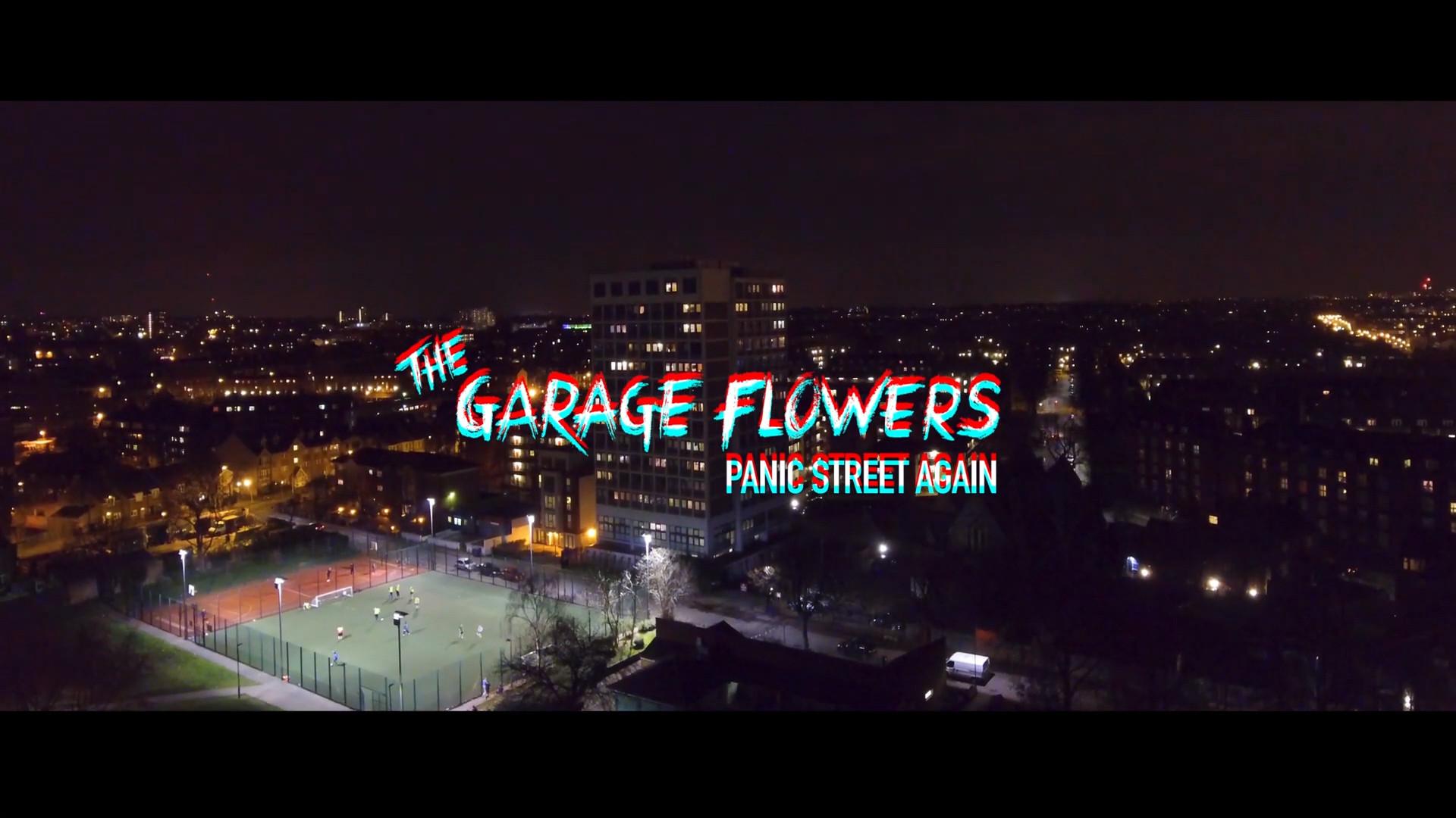 THE GARAGE FLOWERS - PANIC STREET AGAIN