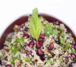 Lean, Green Tabouleh Salad