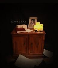 Ediths bedside table