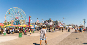 Coney Island's Boardwalk Becomes a Landmark on its 95th Anniversary