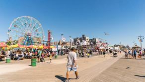 Coney Island's Boardwalk Becomes a Landmark on its 95th Anniversary