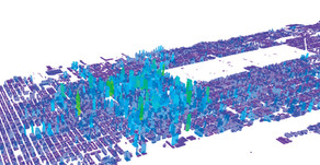 3-D Visualization of Manhattan