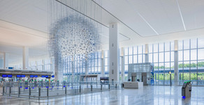 A state-of-the-art hall opens at LGA's terminal B