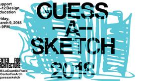 """Guess-A-Sketch"" Fundraiser"