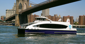New Ferries Headed for NYC
