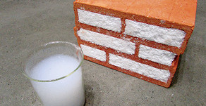 New Brick Could Replace Traditional Insulation