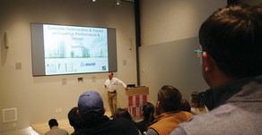 Skyline Hosts MAPEI Seminar on Concrete Restoration