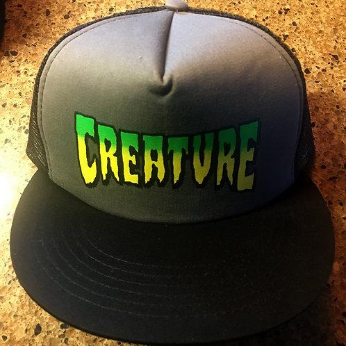 Creature Logo Trucker Hat