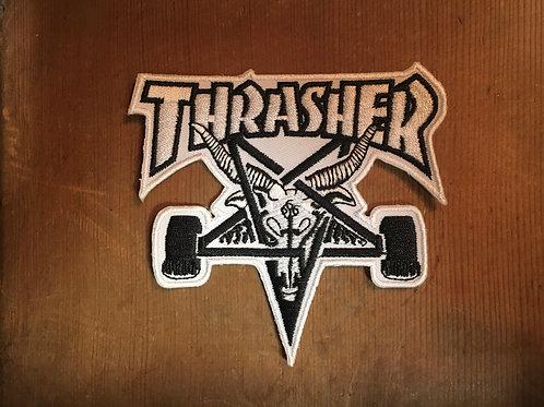 Thrasher Skategoat Patch