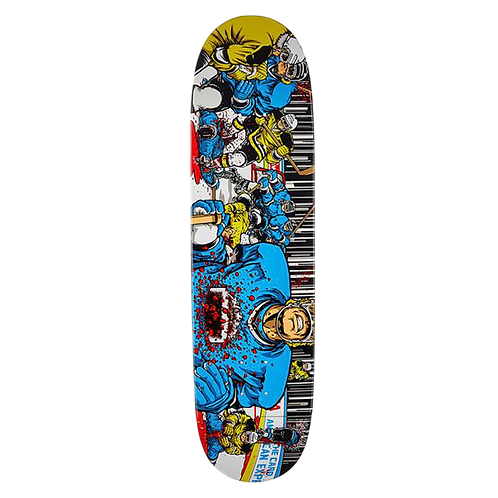 101 Hockey Screenprinted  Deck - Eric Koston