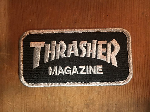 Thrasher Logo Patch