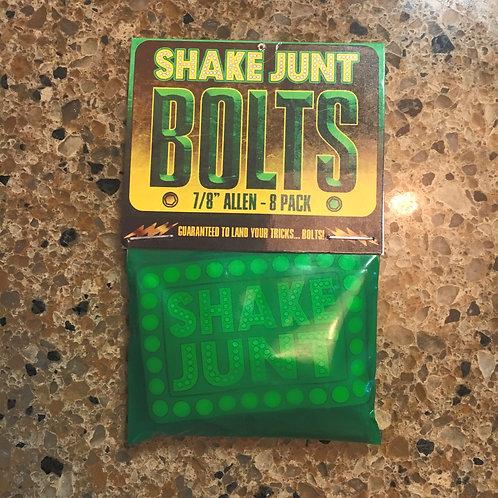 shake Junt 7/8 Allen Bolts