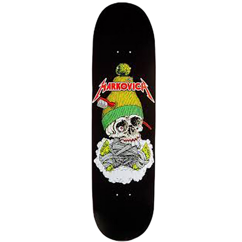 Cliche 101 Skateboard Deck  - Kris Markovich -SCREENED