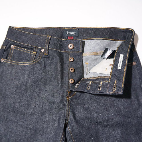 Altamont A/989 (Raw Indigo) Denim