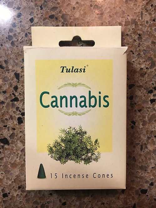 Tulasi Cannabis Incense