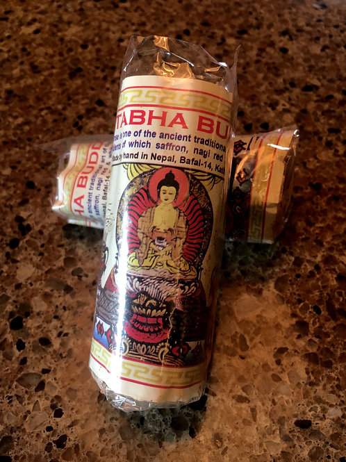 Amitabha Buddha Rope Incense