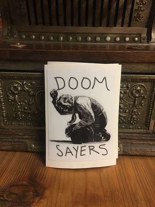 Doomsayers Sticker