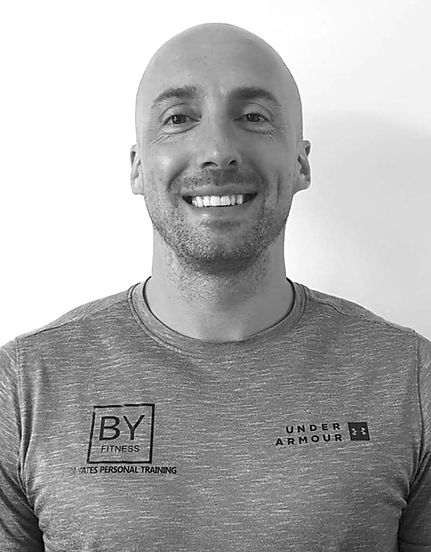 Image of Hinckley Personal Trainer Ben Yates