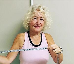 Personal Training Fat Loss Testimonial Image 1